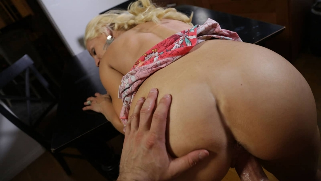 Giving Porn Mom some good hard doggy style fucking